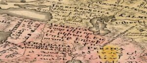 Самая ранняя лингвистическая карта мира Готфрида Хензеля