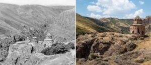 Армянский Храм в Исторической Армении взорванный турками в 1976 году