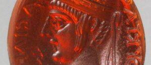 Зармандухт - Царица Армении - Супруга царя Папа