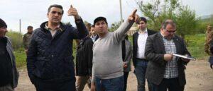 Преступные действия азербайджанских военнослужащих в районе села Кут