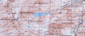 На Советской карте Сев Лич - Это Армения