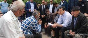 Официальные лица делают опасные заявления о границах Армении - Арман Татоян