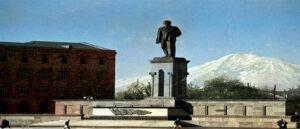 Сергей Меркуров - Скульпторы Еревана