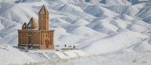 Фото армянской церкви в Иране победило на престижном конкурсе Wiki Loves Monuments