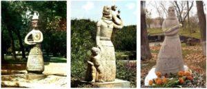 Рипсиме Симонян - Скульпторы Еревана
