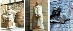 Гукас Чубарян - Скульпторы Еревана