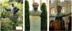 Григорий Агаронян - Скульпторы Еревана