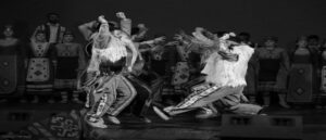 Феномен армянского танца