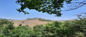 Рскхан - Крепость - Смотровая площадка - Место поклонения