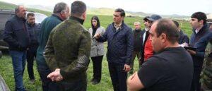 Правительство Армении не принимает за основу права человека при решении проблем с государственными границами - Арман Татоян