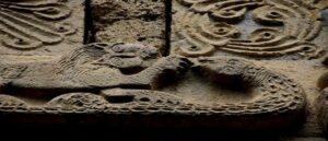 Барельеф церкви Святой Богородицы - Тайк - Историческая Армения
