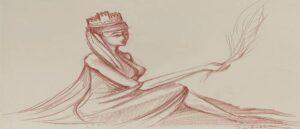 Тихэ - Богиня Удачи и процветания