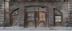 В Гюмри сохранились здания в стиле модерн