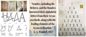 Самая древняя буква Ա и ее архетип