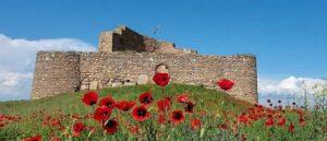 Удивительная крепость XII века в Бердаване - Армения