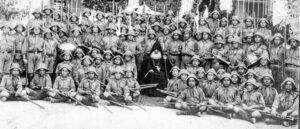 Католикос Саак II в годы Геноцида армян - История фотографии