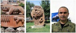 Алексан Бабаян - Скульпторы Еревана