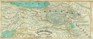 Восстановление армянской исторической карты в Массачусетсе