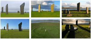 Мегалиты Стеннеса - Шотландия