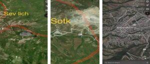Google Map обновил карты по региону - Сев Лич полностью в Сюнике