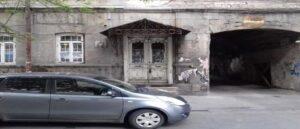 Историческое здание в Ереване в котором жил Таирян