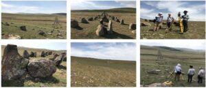 Исследования мегалитических памятников Армении - Отчет