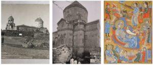 Спасение армянских рукописей в период Геноцида армян