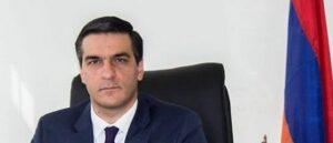 Выступления президента Азербайджана свидетельствуют о политике ненависти по отношению к армянам - Арман Татоян