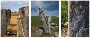 """Камни оленя"" - Монголия"
