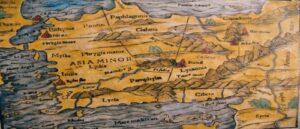 Галатия располагалась по соседству с Армянским нагорьем