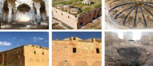 Уничтожение армянской церкви Св. Марии в Урфе