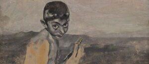 Безымянная картина Вардгеса Суренянца