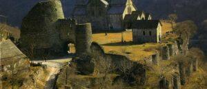 Крепости Армении с древнейших времен