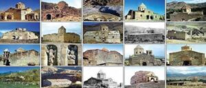 Все армянские церкви Нахиджевана разрушены азербайджанскими властями