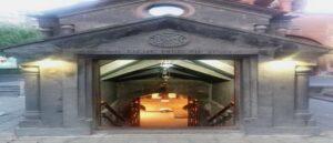 Скрытый Ереван - Часовня-могила святого Анании