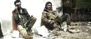 Такие люди как я не возвращаются с войны - Душман Вардан