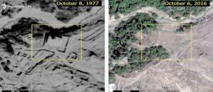 Рассекреченные американские фотографии доказывают разрушение армянских памятников в Нахиджеване