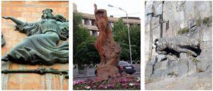 Вильям Петросян - Скульпторы Еревана