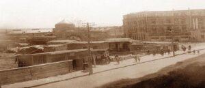 Старый Ереван - Улица Абовяна