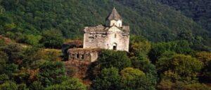 Сокровища Арцаха - Монастырь Ериц Манкац