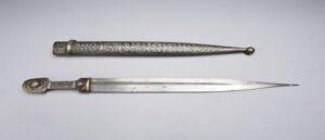 Армянский кинжал XIX века
