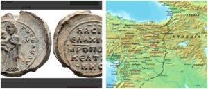 Древняя византийская печать в истории Армении