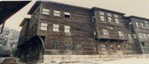 Самый старый дом в Константинополе принадлежал Кавафянам