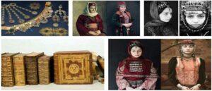 Ювелирные украшения и национальная одежда в Армении с древнейших времен