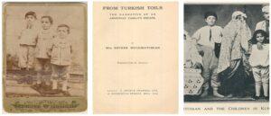 История семьи Мкртчян в период депортации армян Хрберда в 1915 году