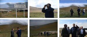 ВС Азербайджана регулярно ведут стрельбу по селам и мирным жителям Армении