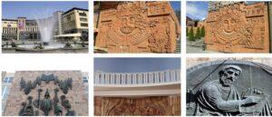 Арарат Овсепян - Скульпторы Еревана