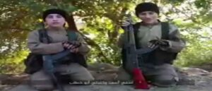 США включили Турцию в список стран использующих детей-солдат