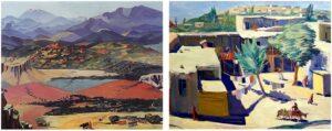 О пяти всемирно известных художников армян