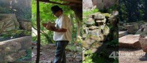 В селе Бардзракаш ведутся раскопки у монастыря Св. Гигория
